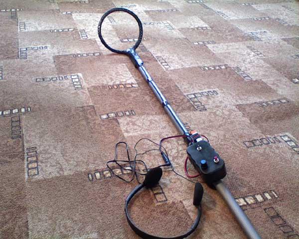 Металлоискатели в домашних условиях